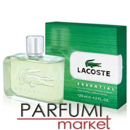 Lacoste Essential Eau de Toilette 125ml мъжки без кутия