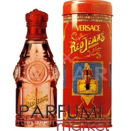 Versace Red Jeans Eau de Toilette 75ml дамски