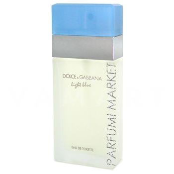 Dolce & Gabbana Light Blue Eau de Toilette 100ml дамски без опаковка