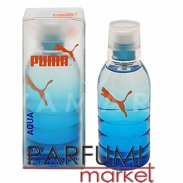 Puma Aqua Man Eau de Toilette 50ml мъжки без кутия