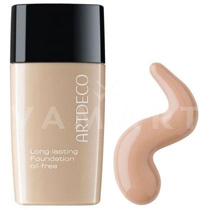 Artdeco Long-lasting Foundation oil-free Дълготраен матиращ фон дьо тен 03 vanilla beige