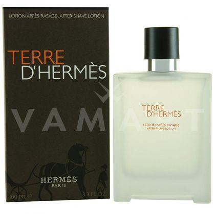 Hermes Terre d'Hermes After Shave Lotion 100ml