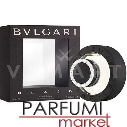 Bvlgari Black Eau de Toilette 75ml унисекс без кутия