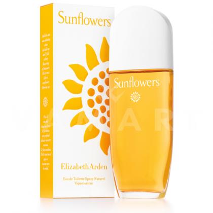 Elizabeth Arden Sunflowers Eau de Toilette 100ml дамски без кутия