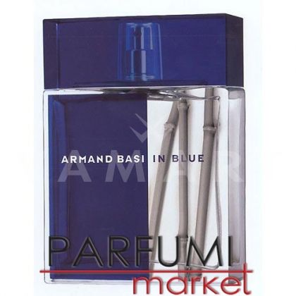 Armand Basi In Blue Eau de Toilette 100ml мъжки без кутия