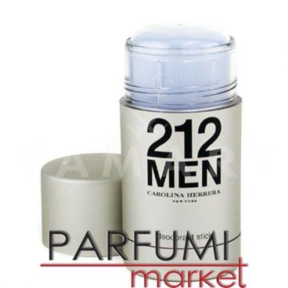 Carolina Herrera 212 Men Deodorant Stick 75ml мъжки