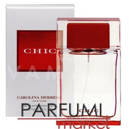 Carolina Herrera Chic Eau de Parfum 80ml дамски без кутия