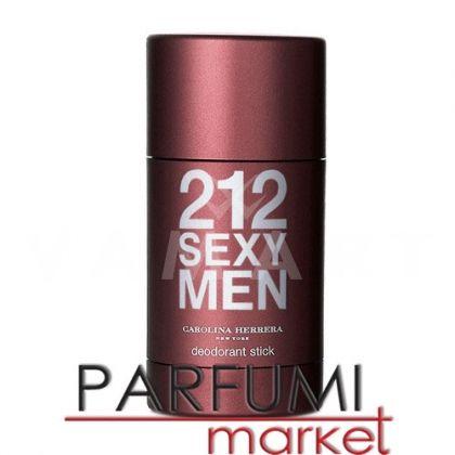 Carolina Herrera 212 Sexy Men Deodorant Stick 75ml мъжки