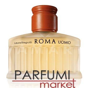 Laura Biagiotti Roma Uomo Eau de Toilette 125ml мъжки без кутия
