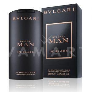 Bvlgari Man In Black Shampoo & Shower Gel 200 ml мъжки