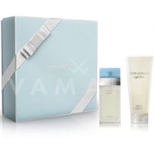 Dolce & Gabbana Light Blue Eau de Toilette 50ml + Body Cream 100ml дамски комплект