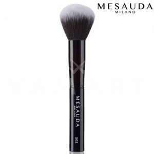 Mesauda Milano Brush Roundly Shaped Powder Brush Четка за пудра