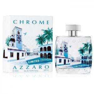 Azzaro Chrome Limited Edition 2014 Eau de Toilette 100ml мъжки без опаковка