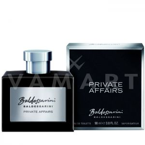 Hugo Boss Baldessarini Private Affairs Eau de Toilette 90ml мъжки без опаковка
