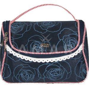 Reed Marina Blue Козметично куфарче с огледало