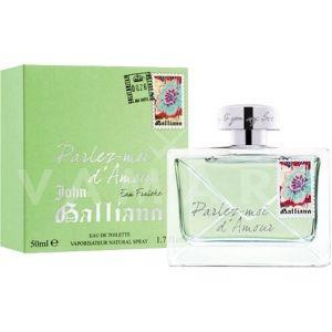 John Galliano Parlez-Moi d'Amour Eau Fraiche Eau de Toilette 80ml дамски без опаковка