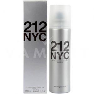 Carolina Herrera 212 Deodorant Spray 150ml дамски