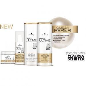 Schwarzkopf Essence Ultime Omega Repair BB Крем-Балсам 7в1 Омега възстановяване за увредена и изтощена коса 100ml