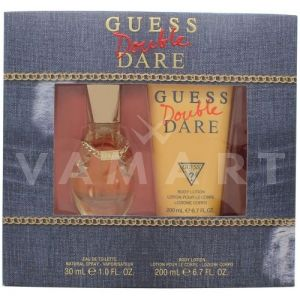 Guess Double Dare Eau de Toilette 30ml + Body Lotion 200ml дамски комплект