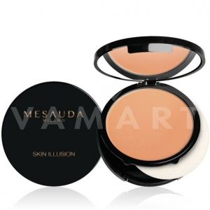 Mesauda Milano Skin Illusion Compact Cream Foundation 03 Medium Beige