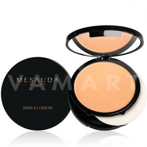 Mesauda Milano Skin Illusion Compact Cream Foundation 05 Natural Beige