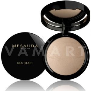 Mesauda Milano Silk Touch Baked Powder 201 Porcelain
