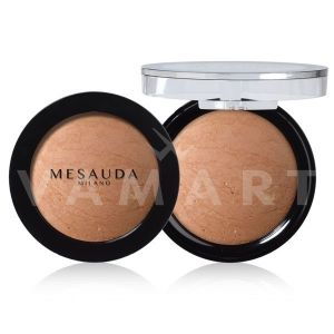 Mesauda Milano Desert Sand Baked Bronzing Powder 01 Light Golden Beige