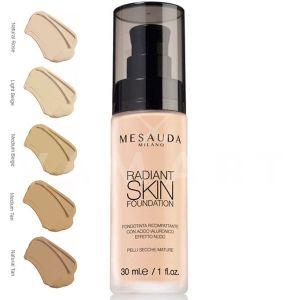 Mesauda Milano Radiant Skin Foundation Фон дьо тен с хиалуронова киселина 304 Medium Tan