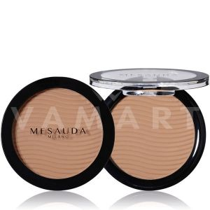 Mesauda Milano Pure Light Compact Powder 07 Dark Beige
