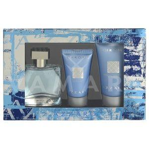 Azzaro Chrome Eau de Toilette 30ml + After Shave Balm 30ml + Shower Gel 50ml мъжки комплект