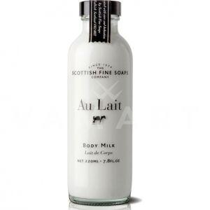 Scottish Fine Soaps Au Lait Body Milk 220ml Мляко за тяло с млечен протеин