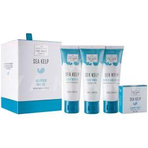 Scottish Fine Soaps Sea Kelp Козметичен комплект 4 продукта