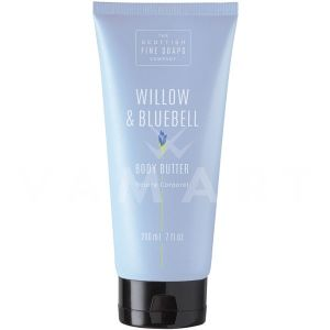 Scottish Fine Soaps Willow & Bluebell Body Butter 200ml Масло за тяло