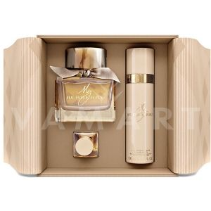 Burberry My Burberry Eau de Parfum 90ml + Shower Oil 30ml + Deodorant Spray 100ml дамски комплект
