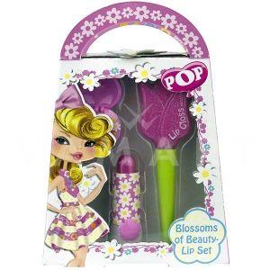 Markwins POP Blossoms of Beauty Lip Детски козметичен комплект