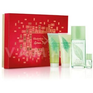 Elizabeth Arden Green Tea Eau de Parfum 100ml + Body Lotion 100ml + Bath & Shower Gel 100ml + Eau de Parfum 3.7ml дамски комплект