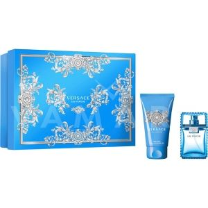 Versace Man Eau Fraiche Eau De Toilette 30ml + Bath & Shower Gel 50ml мъжки комплект