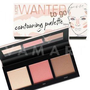 Artdeco Most Wanted Contouring Palette to go Палитра контури