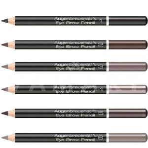 Artdeco Eye Brow Pencil Дълготраен молив за вежди 1 black