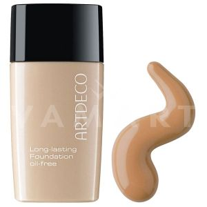 Artdeco Long-lasting Foundation oil-free Дълготраен матиращ фон дьо тен 20 spicy almond