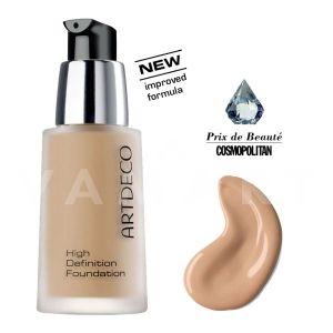 Artdeco High Definition Foundation Дълготраен фон дьо тен с плътно покритие 24 tan beige