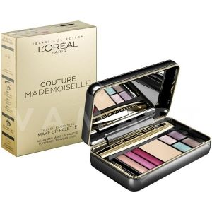 L'Oreal Paris Couture Mademoiselle Make up Palette Козметичен комплект
