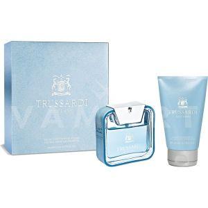 Trussardi Blue Land for men Eau de Toilette 50ml + Shower Gel 100ml мъжки комплект