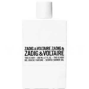 Zadig & Voltaire This is Her Shower Gel 200ml дамски