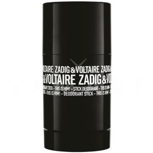 Zadig & Voltaire This is Him Deodorant Stick 75ml мъжки