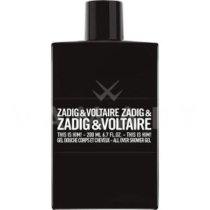 Zadig & Voltaire This is Him Shower Gel 200ml мъжки