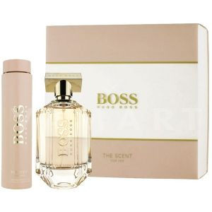 Hugo Boss Boss The Scent For Her Eau de Parfum 100ml + Body Lotion 200ml дамски комплект