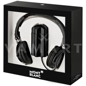 Mont Blanc Emblem Eau de Toilette 100ml + Headphone мъжки комплект