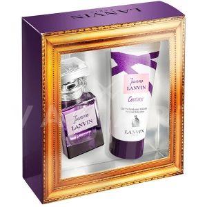 Lanvin Jeanne Lanvin Couture Eau de Parfum 30ml + Body Lotion 50ml дамски комплект