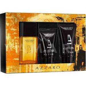Azzaro pour Homme Eau de Toilette 30ml + After Shave Balm 30ml + Shower Gel 50ml мъжки комплект